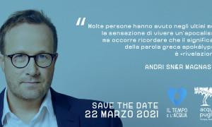 Save the date - 22.03.2021